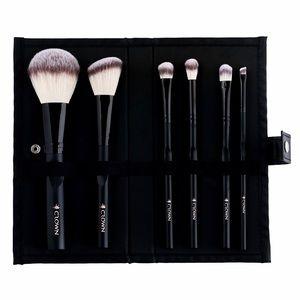 Crown Makeup Brush Set 6 Piece
